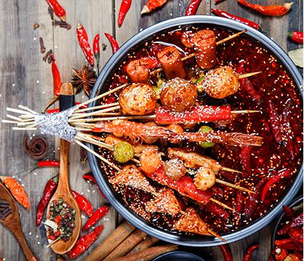 冷锅串串|关东煮|水煮鱼|酸菜鱼调味料|麻辣烫调味料生产厂家