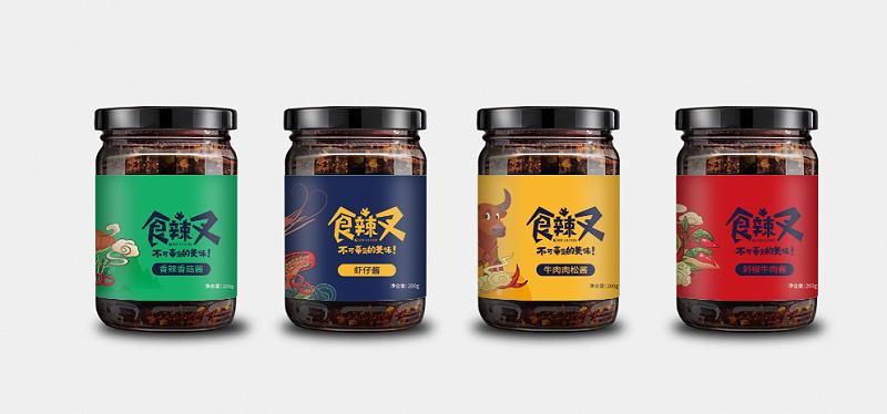 青岛大丰食品 食辣叉 佐餐酱