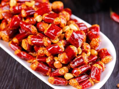 如何用辣椒自制美味小零食