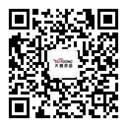青岛大丰食品微信二维码