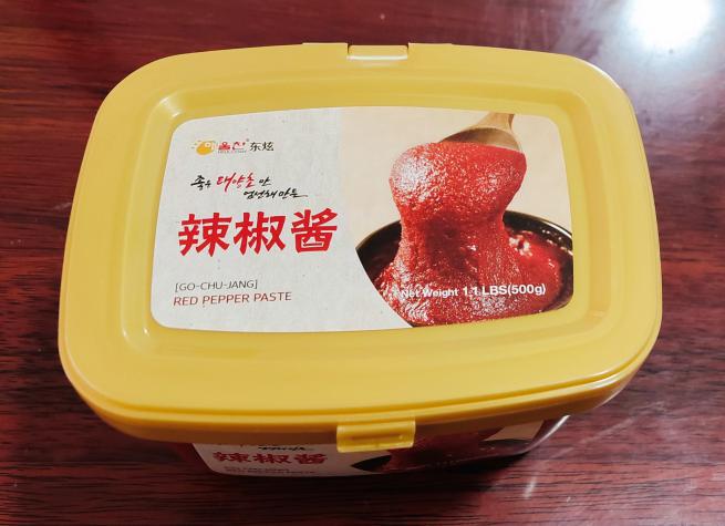 大丰自产韩式辣酱