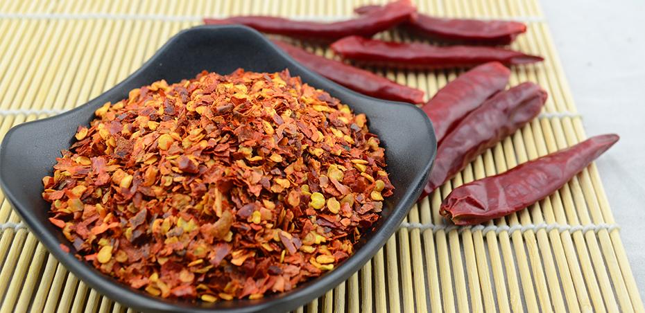 辣椒碎批发,辣椒碎生产厂家-青岛大丰食品