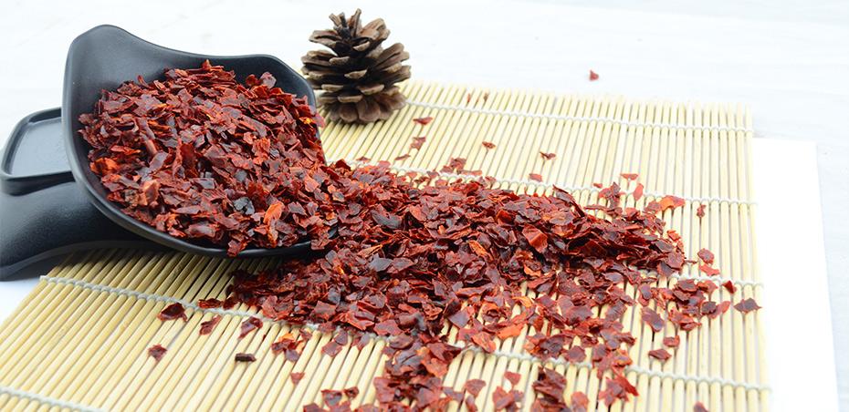 甜椒碎生产厂家-青岛大丰食品