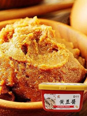 韩国黄豆酱
