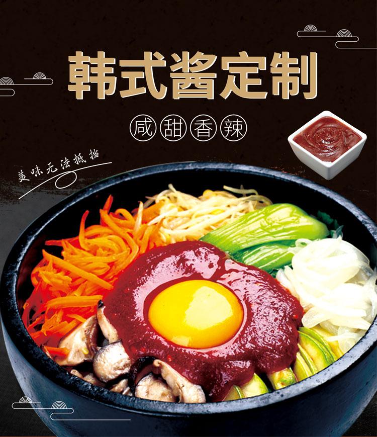 韩国辣椒酱-韩式辣酱代加工生产厂家-青岛大丰食品_01