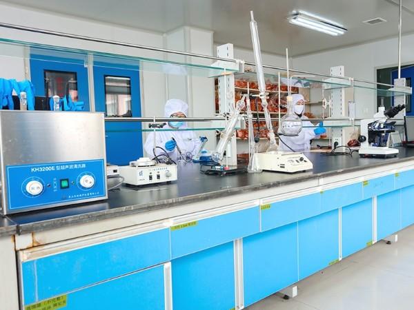 大丰食品:实验室